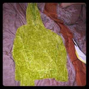 Cute and cozy vintage Limited Too green sweater